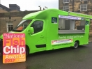 Kingfisher fish & chips van