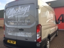 Mackays fish & chips van