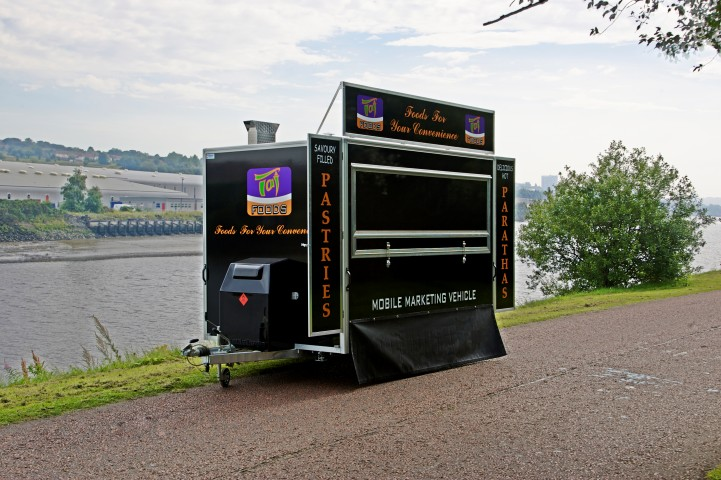 Catering Trailers Catering Units